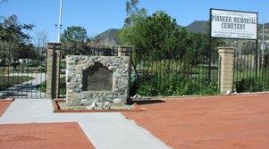Pioneer Cemetery - Foothill & Bledsoe, Sylmar, CA